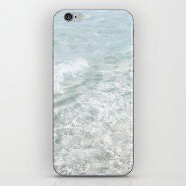 Translucent Waves iPhone Skin