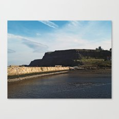 East Cliff Canvas Print