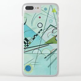 Vassily Kandinsky Composition VIII, 1923 Clear iPhone Case