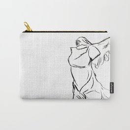 Winged Victory 1 Carry-All Pouch