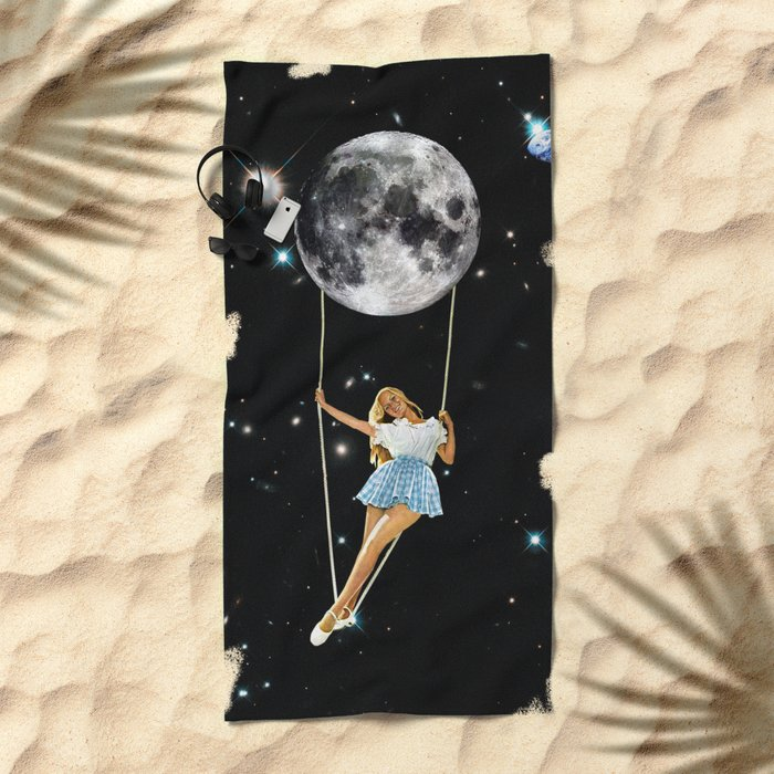 So What If It Was Done Before? Beach Towel