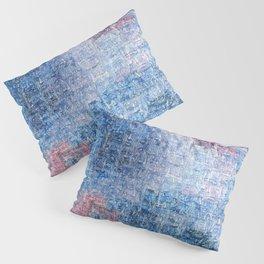 Spacetime Ripples Pillow Sham
