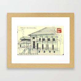 [SA-1003]  Fort Canning Park,  Singapore Framed Art Print