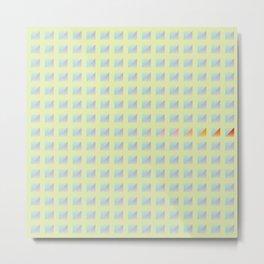 Pattern_A08 Metal Print
