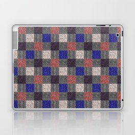 Patchwork Pattern Laptop & iPad Skin
