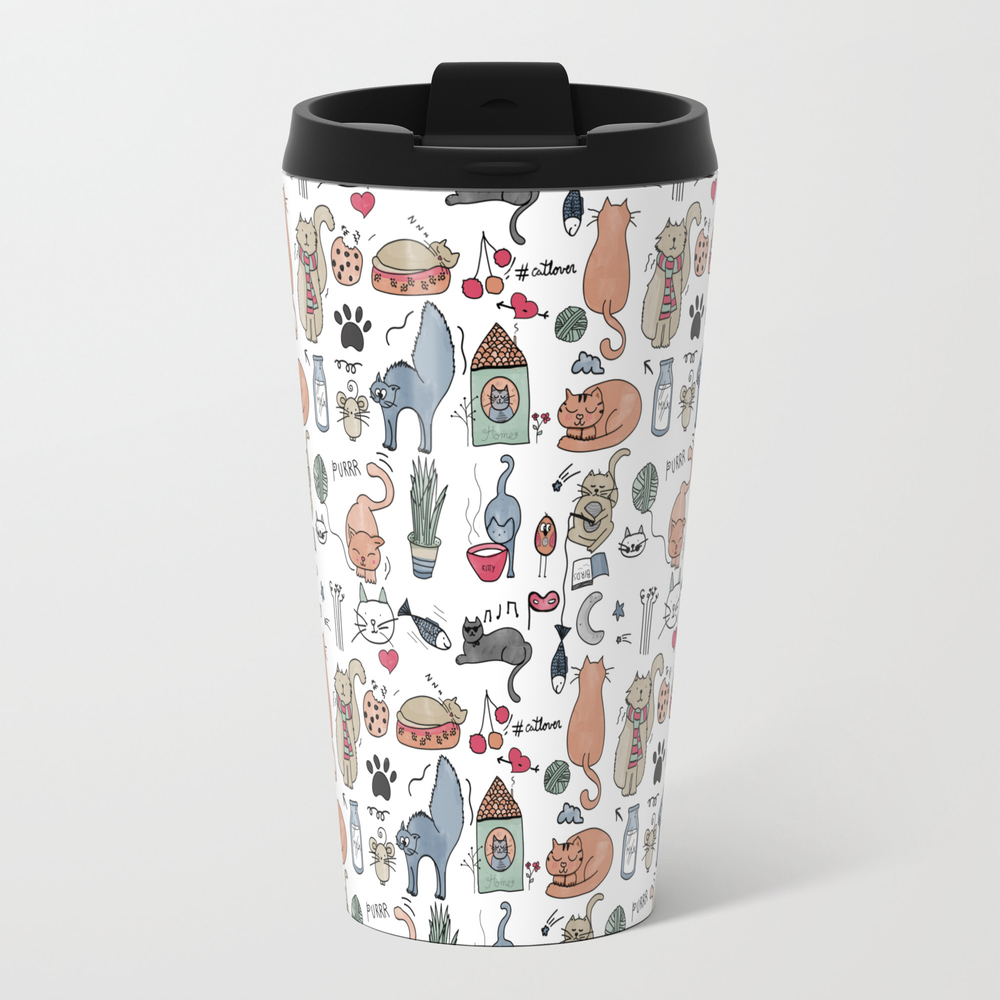 Cats Life Travel Cup TRM7944769