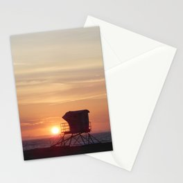 Your life duty set off guard Stationery Cards