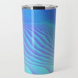 Sand Ripples Travel Mug