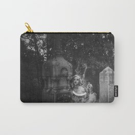 The Beautiful Ghost Carry-All Pouch