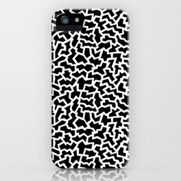 Geo Giraffe iPhone Case