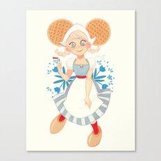 holland Canvas Print