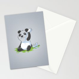 Panda in my FILLings Stationery Cards