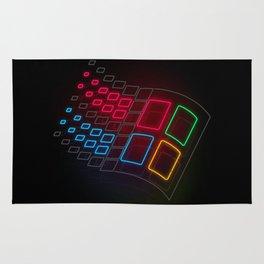 Windows '86 Rug