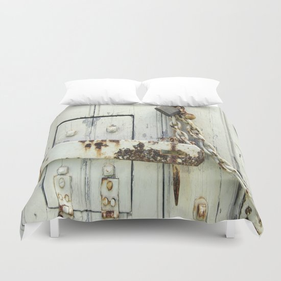 Latched Duvet Cover