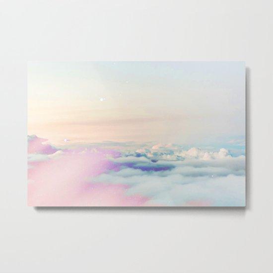 Magical Sky #society6 #decor #buyart Metal Print