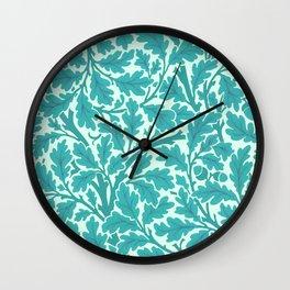 """John Henry Dearle """"Oak Tree"""" 2. Wall Clock"""