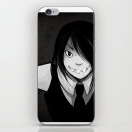 Guess Who's Back iPhone Skin