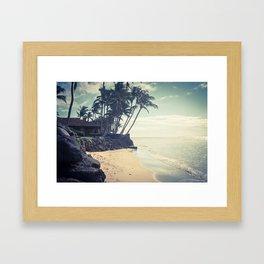 Kihei Maui Hawaii Framed Art Print