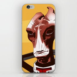 Mass Effect - Mordin Solus iPhone Skin