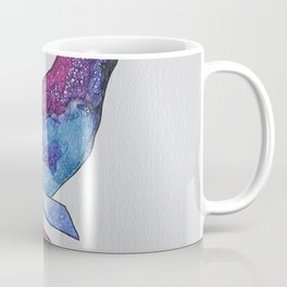 Starwhal Watercolor Painting by Imaginarium Creative Studios Coffee Mug