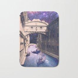 Space Canal Bath Mat