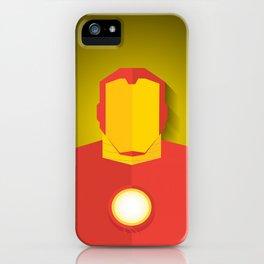 Homem de Ferro iPhone Case
