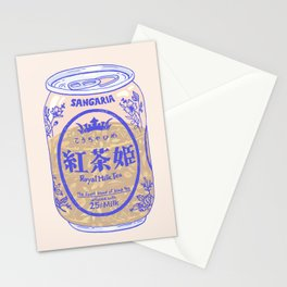 Royal Tea Stationery Cards