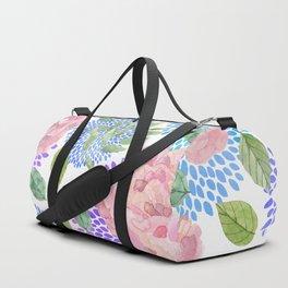 floral pattern vb Duffle Bag