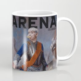 King TOP for Arena Homme Coffee Mug