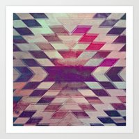prism Art Prints featuring Prism by Ashley Keeley
