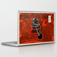boxer Laptop & iPad Skins featuring Boxer by Frank Moth