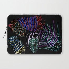 Silurian and Devonian Era Trilobites 2 Laptop Sleeve