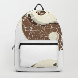 Yin Yang Qi Martial Artist Gift Backpack