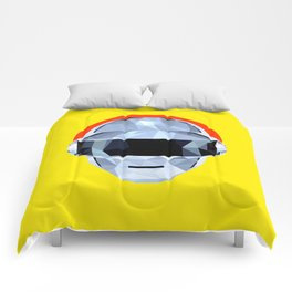 Daft Low Poly Punk Comforters