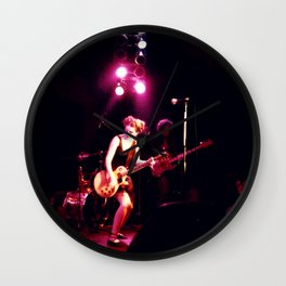 Maria Rocks Wall Clock