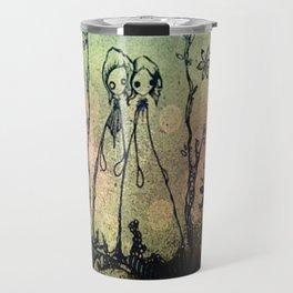 witchira girls (2) Travel Mug