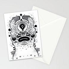 zzzad booyz Stationery Cards