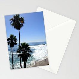 Laguna stroll Stationery Cards