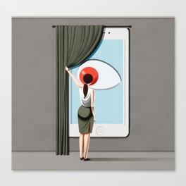 smart home Canvas Print
