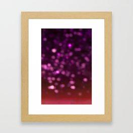 TWO. Framed Art Print