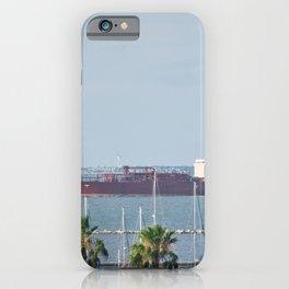 Petrochemical Tanker iPhone Case