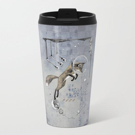 Relativity Fox Trot Metal Travel Mug