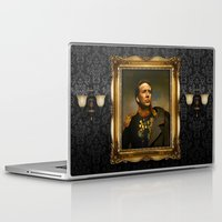 replaceface Laptop & iPad Skins featuring Nicolas Cage - replaceface by replaceface