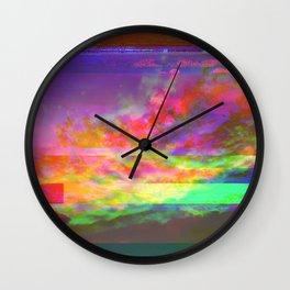 suǹse̵t ͟t͏r̸a͡s̶h҉ Wall Clock