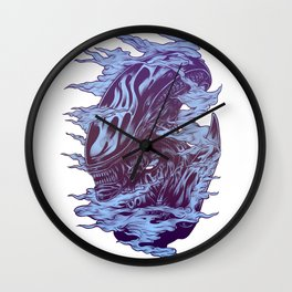 Run. Hide. Survive. Wall Clock
