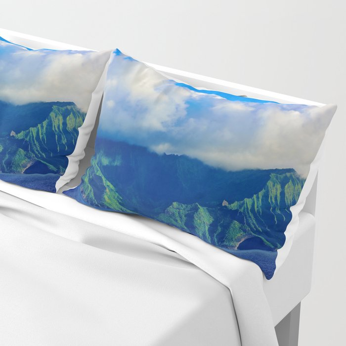 Mysterious Land Pillow Sham