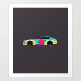 240Z Fairlady Z Art Print