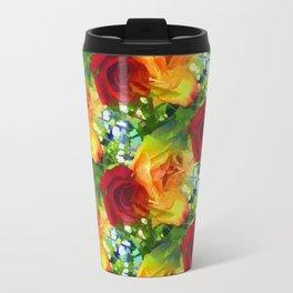 Parting Roses Travel Mug