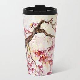 Cherry Tree Travel Mug