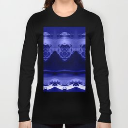 The future was already here! Ultraviolet Long Sleeve T-shirt